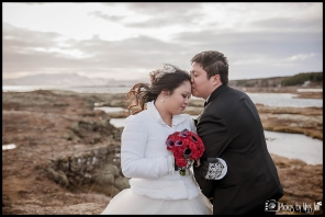 Iceland Tectonic Plates Wedding Photos Inspired by Iceland