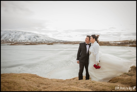 Iceland Wedding Elopement Photos by Miss Ann