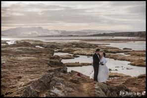 Silfra Fissure Wedding Thingvellir Tectonic Plates Iceland Wedding Photographer Photos by Miss Ann