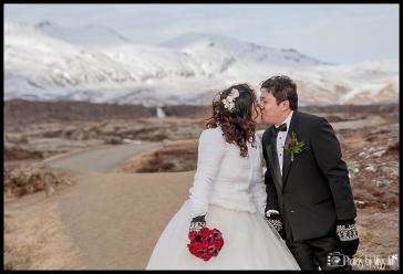 Wedding in Iceland Photos at Thingvellir Iceland Wedding Photographer Photos by Miss Ann