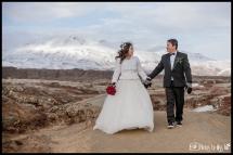 Wedding Photos in Iceland Thingvellir National Park Photos by Miss Ann