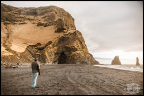 Iceland Black Sand Reynisfjara Beach Beach Iceland Wedding Planner