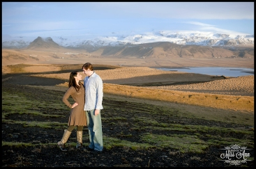Iceland Engagement Session Iceland Pre Wedding Couples Session Photos by Miss Ann