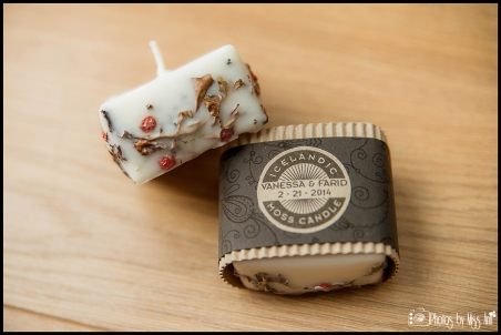 Iceland Wedding Favor Icelandic Moss Candles