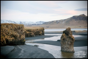 Iceland Wedding Locations Dyrholaey Cliffs Photos by Miss Ann