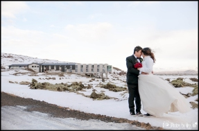ION Luxury Adventure Hotel Winter Wedding Photos by Miss Ann