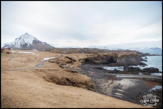 Arnarstapi Snæfellsnes Peninsula Iceland Wedding Photographer Photos by Miss Ann