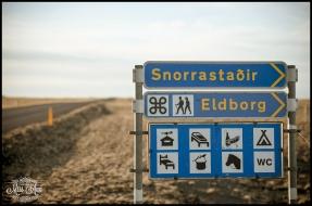Eldborg Crater Iceland Snaefellsnes Peninsula Wedding