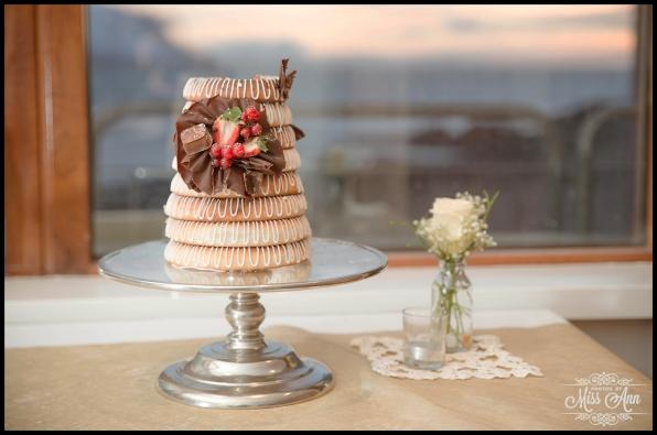 Iceland Wedding Cake Hotel Budir Wedding