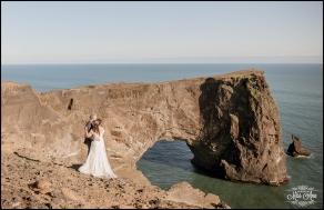 Dyrholaey Cliffs Iceland Wedding Photographer 2