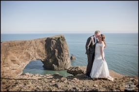 Dyrholaey Cliffs Iceland Wedding Photographer 4
