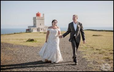 Dyrholaey Cliffs Iceland Wedding Photographer 8