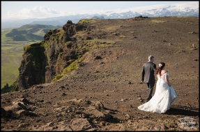 Dyrholaey Cliffs Iceland Wedding Photographer 9