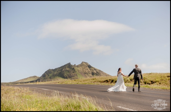 Iceland Destination Wedding Photographer