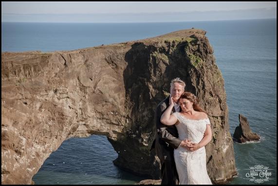 Iceland Wedding Photographer Dyrholaey Cliffs 3
