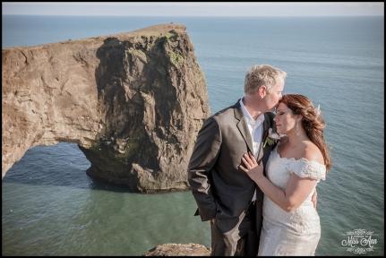 Iceland Wedding Photographer Dyrholaey Cliffs 6