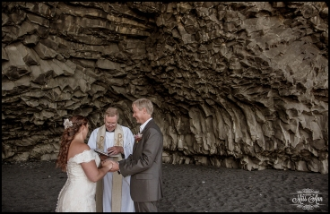 Iceland Wedding Photographer Vik Beach Wedding