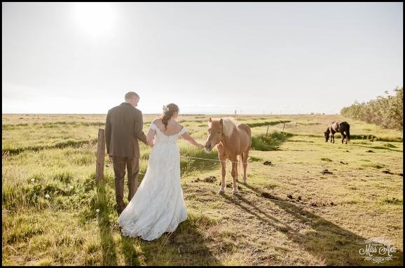 Iceland Wedding Photos by Miss Ann