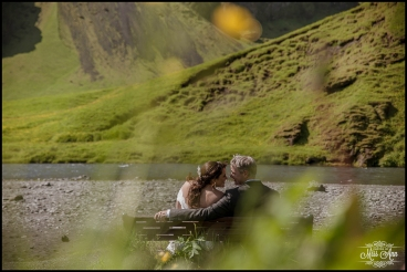 Skogafoss Waterfall Iceland Destination Wedding