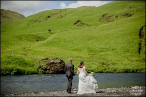 Skogafoss Wedding Iceland