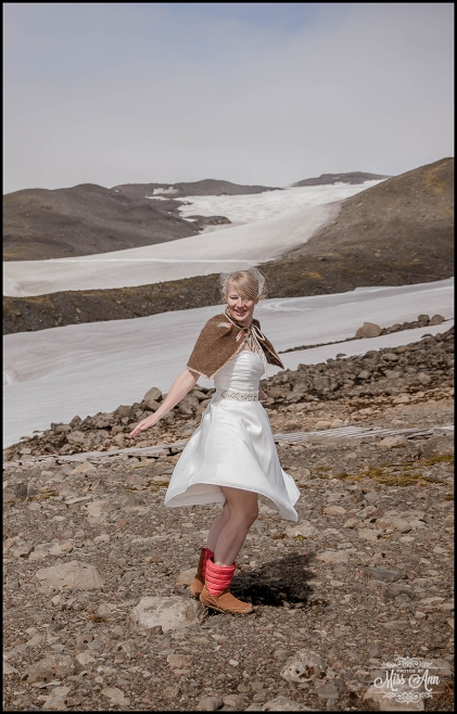 Iceland Glacier Wedding Photographer Photos by Miss Ann-14