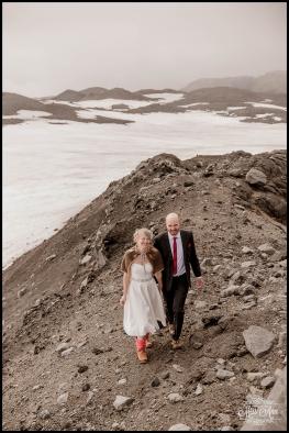 Iceland Glacier Wedding Photographer Photos by Miss Ann-5