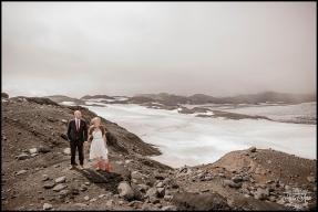 Iceland Glacier Wedding Photographer Photos by Miss Ann