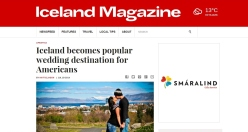 Iceland Wedding Photographer and Planner Featured