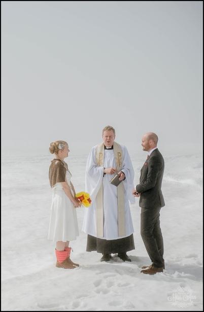 Iceland Wedding Photographer Glacier Wedding