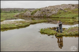 Romantic Iceland Pre Wedding Session Thingvellir National Park