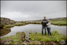 Thingvellir Engagement Session Iceland Wedding Photographer