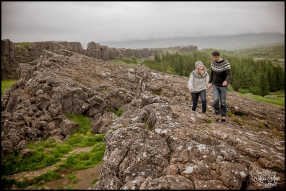 Thingvellir National Park Iceland Wedding Pre Session