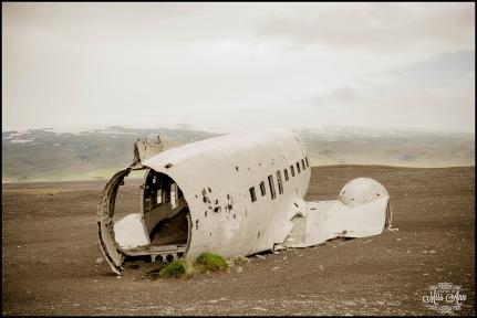 Iceland Crashed Airplane-2