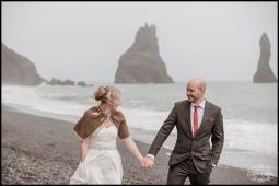 Iceland Wedding Photography VIK BEACH
