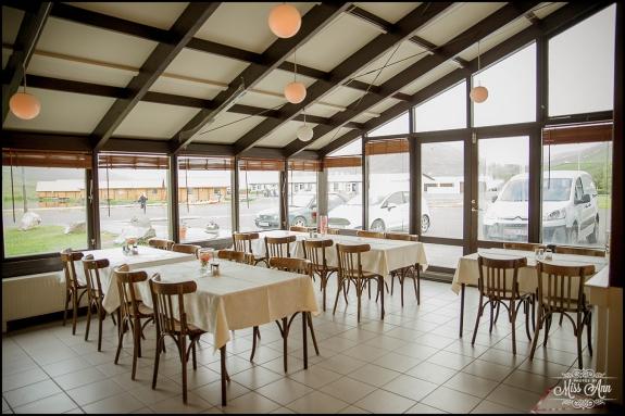 Iceland Elopement Hotel Brimnes Hotel& Cabins (Northern Iceland Weddings) Iceland Wedding