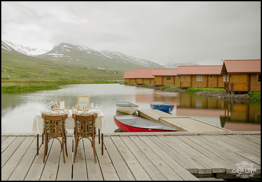 Iceland Wedding Locations Brimnes Hotel and Cabins