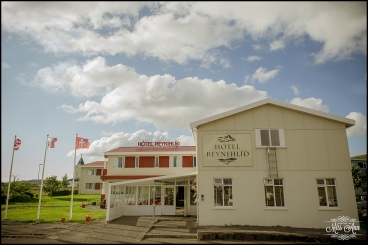 Northern Iceland Wedding Location Hotel Reynihlid