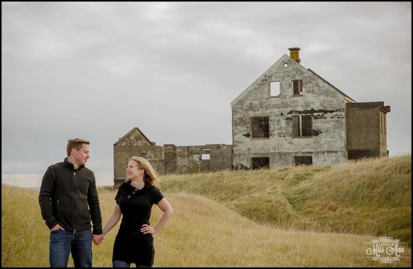 Iceland Abandoned House Snaefellsnes Peninsula