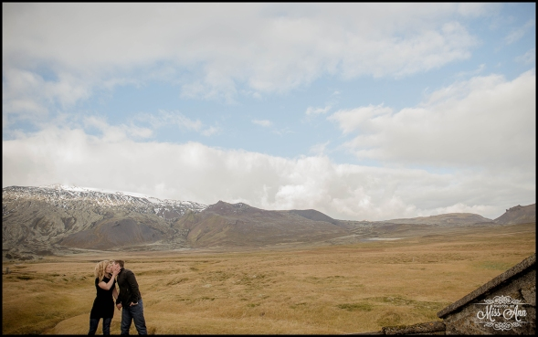 Iceland Engagement Session Photographer Photos by Miss Ann