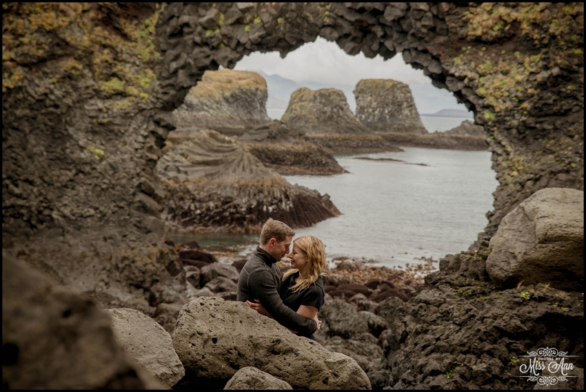 Iceland Engagement Session Photos by Miss Ann 1