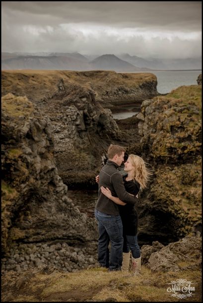 Iceland Engagement Session Photos by Miss Ann 7