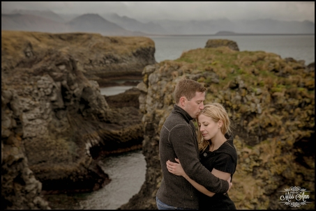 Iceland Engagement Session Photos by Miss Ann 9