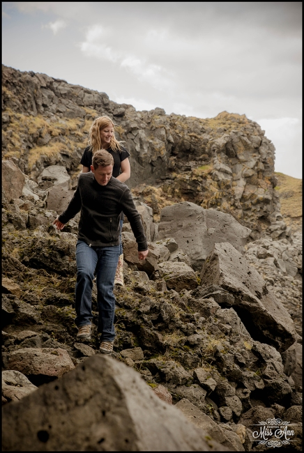 Iceland Pre Wedding Session Photos by Miss Ann 18