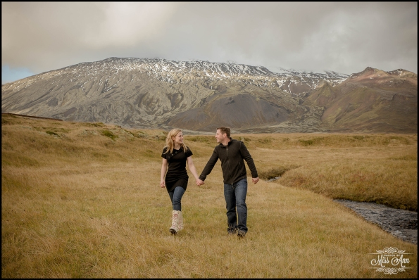 Iceland Pre Wedding Session