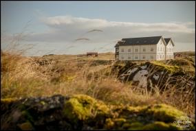 Iceland Wedding at Hotel Budir