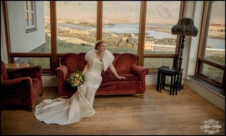 Iceland Wedding Hotel Budir Photos by Miss Ann-2
