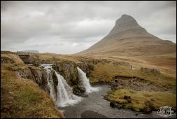 Iceland Wedding Photographer Kirkjufellsfoss Waterfall
