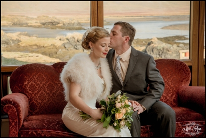 Intimate Iceland Wedding Hotel Budir