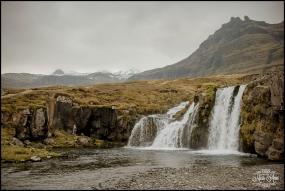 Kirkjufellsfoss Waterfall Photos by Miss Ann
