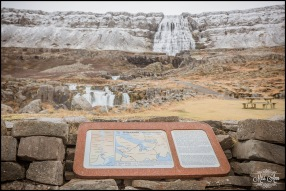Dynjandi waterfall Wedding Iceland
